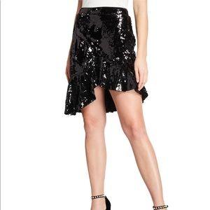 ec60153754c8b6 Women Sequin Wrap Skirt on Poshmark